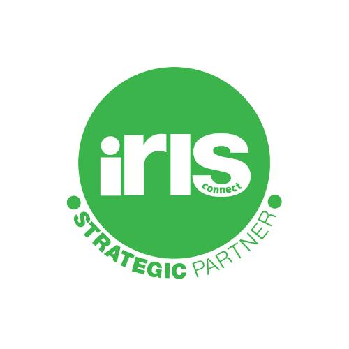 Iris Connect, logo