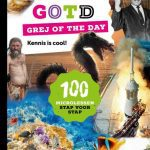 Grej of the day – kennis is cool